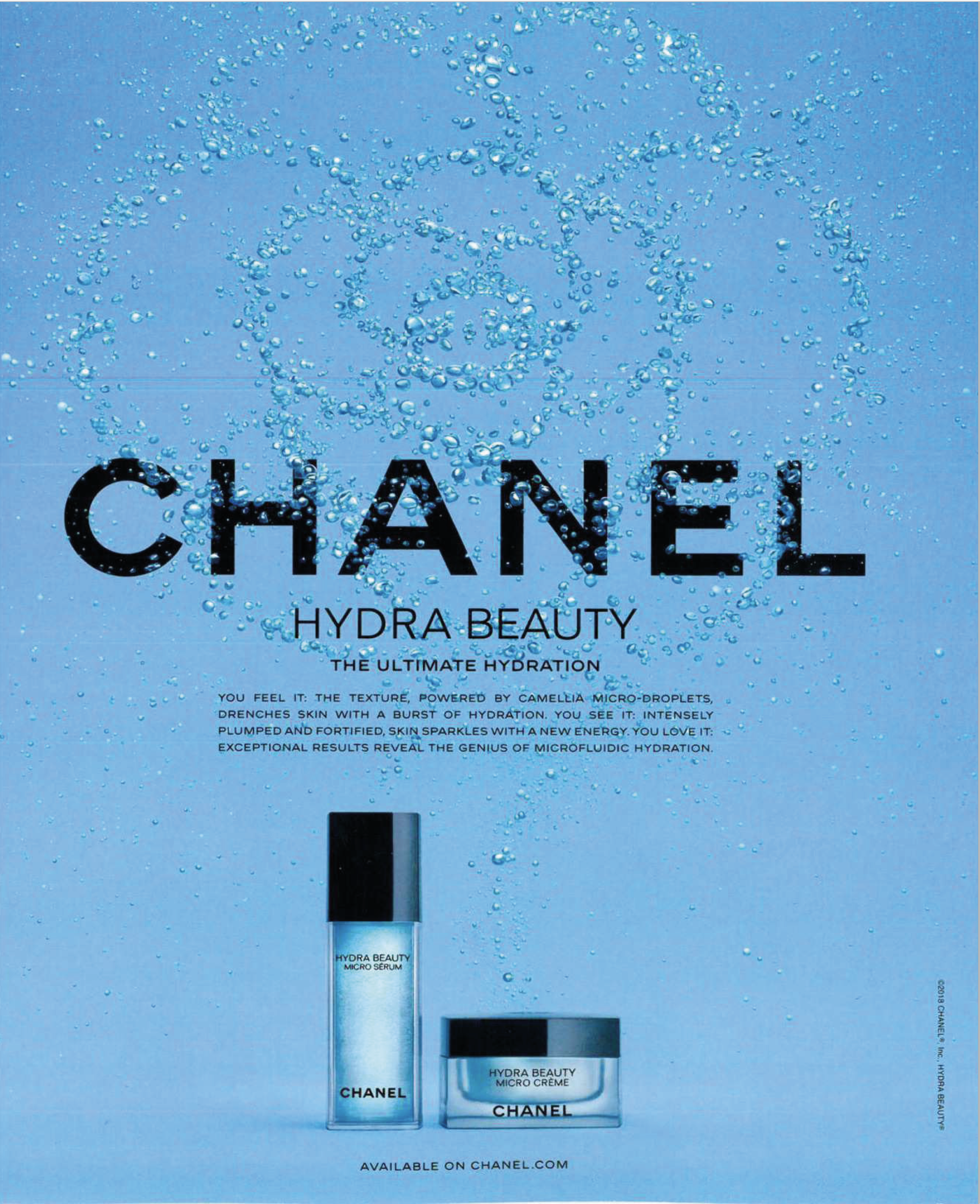 eb3e4d966d59 CHANEL - Hydra Beauty | Creativity :: make-up & skin care & Perfume ...