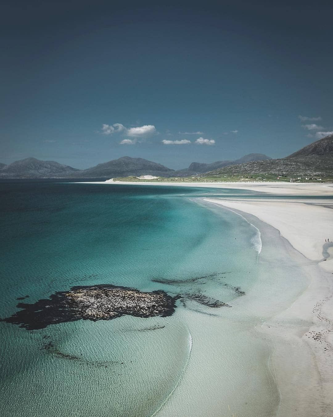 "Hidden Scotland on Instagram: ""The Outer Hebrides are a collection of 119 islands, 14 of which are inhabited.  In these un-spoilt, peaceful and remote islands you will…"" #outerhebrides"