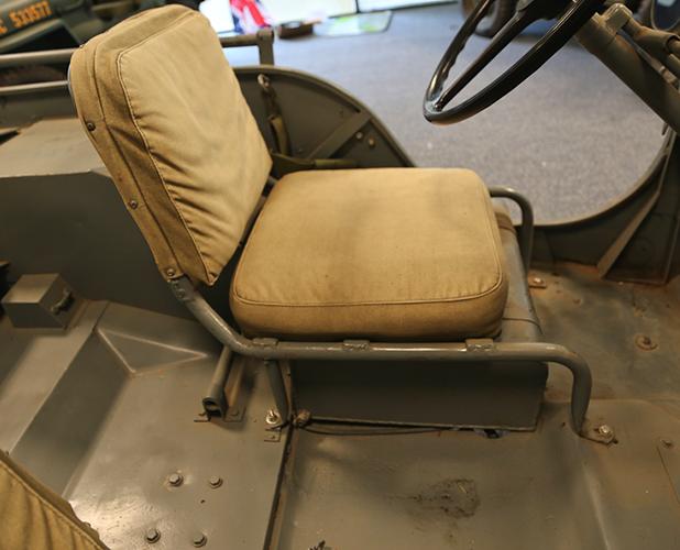 1941 Willys MA | Willys jeep, Willys, Jeep seats | Willys Jeep Rear Seat |  | Pinterest