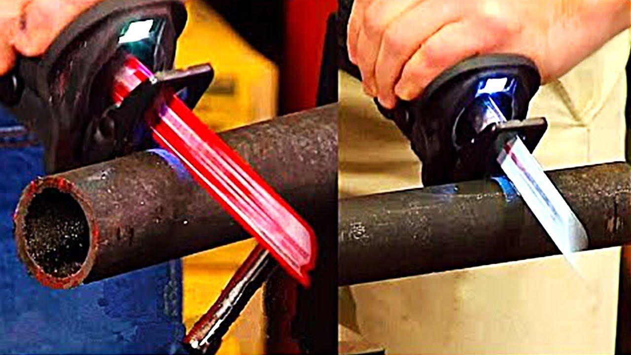 Herramientas Increíbles Para Trabajar Los Metales Youtube Trabajo Con Metal Artesanías Con Botellas De Cristal Almacenamiento De Herramientas