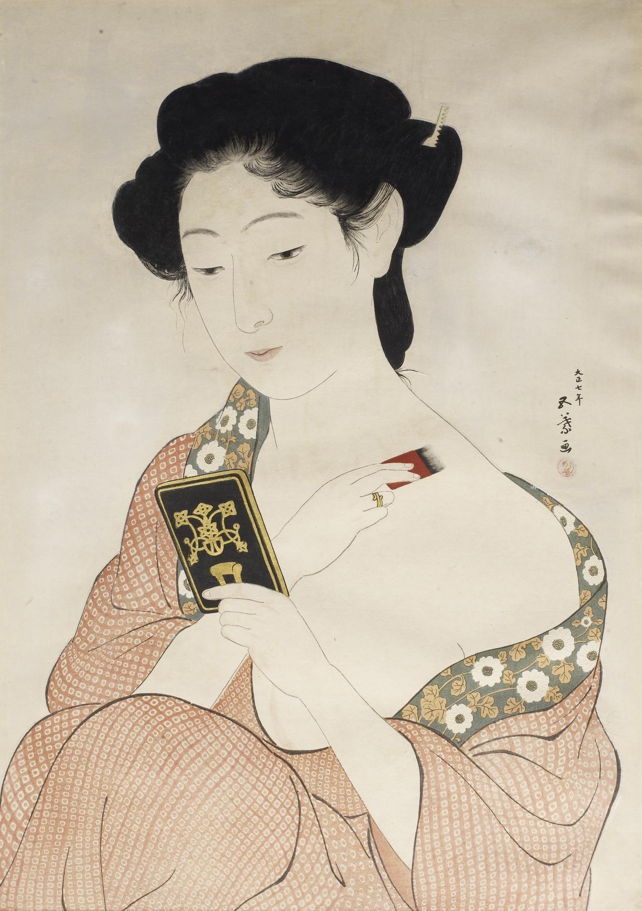 отметить, гравюры кореянки рисунки картинки тамбура нужно
