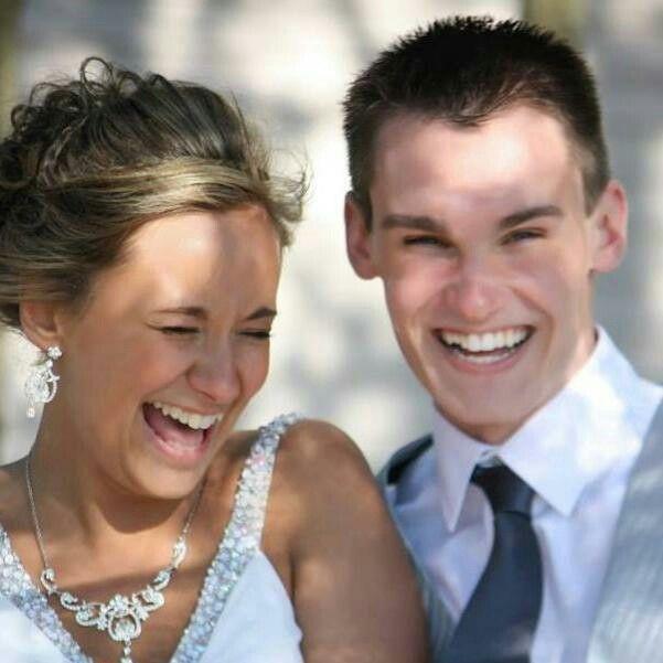 Wedding White Teeth: Prom Wedding Smiles - Jessamyn Mcnabb