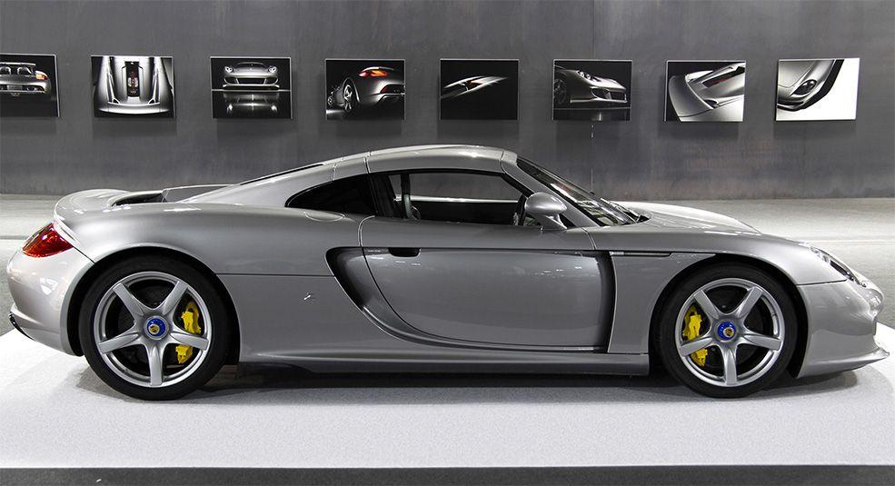 2013 Milano Porsche Carrera GT Porsche carrera gt