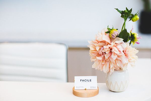 Pretty Blooms - This Is The Most Beautiful Waiting Room We've Ever Seen - Photos
