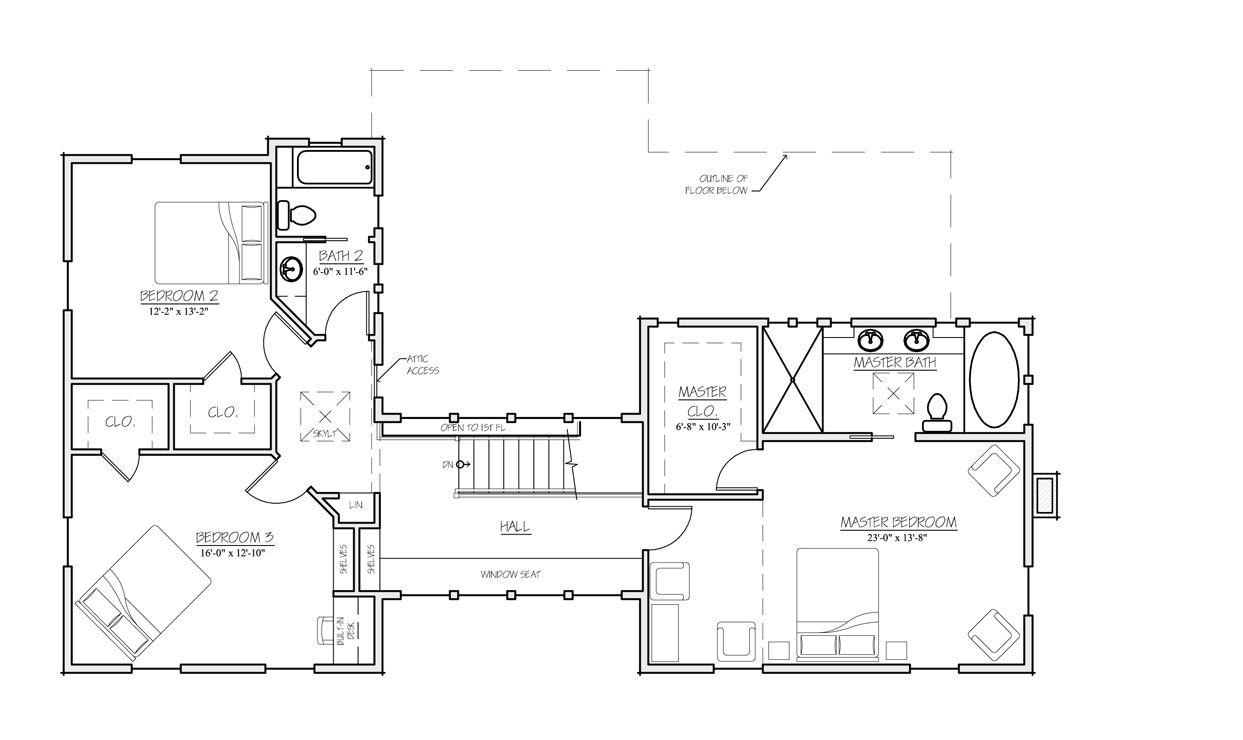 Home Floor Plans With Breezeway
