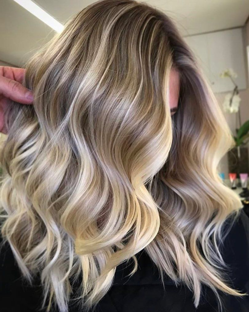 Pin by wralu on hair Pinterest Hair Hair beauty and Balayage