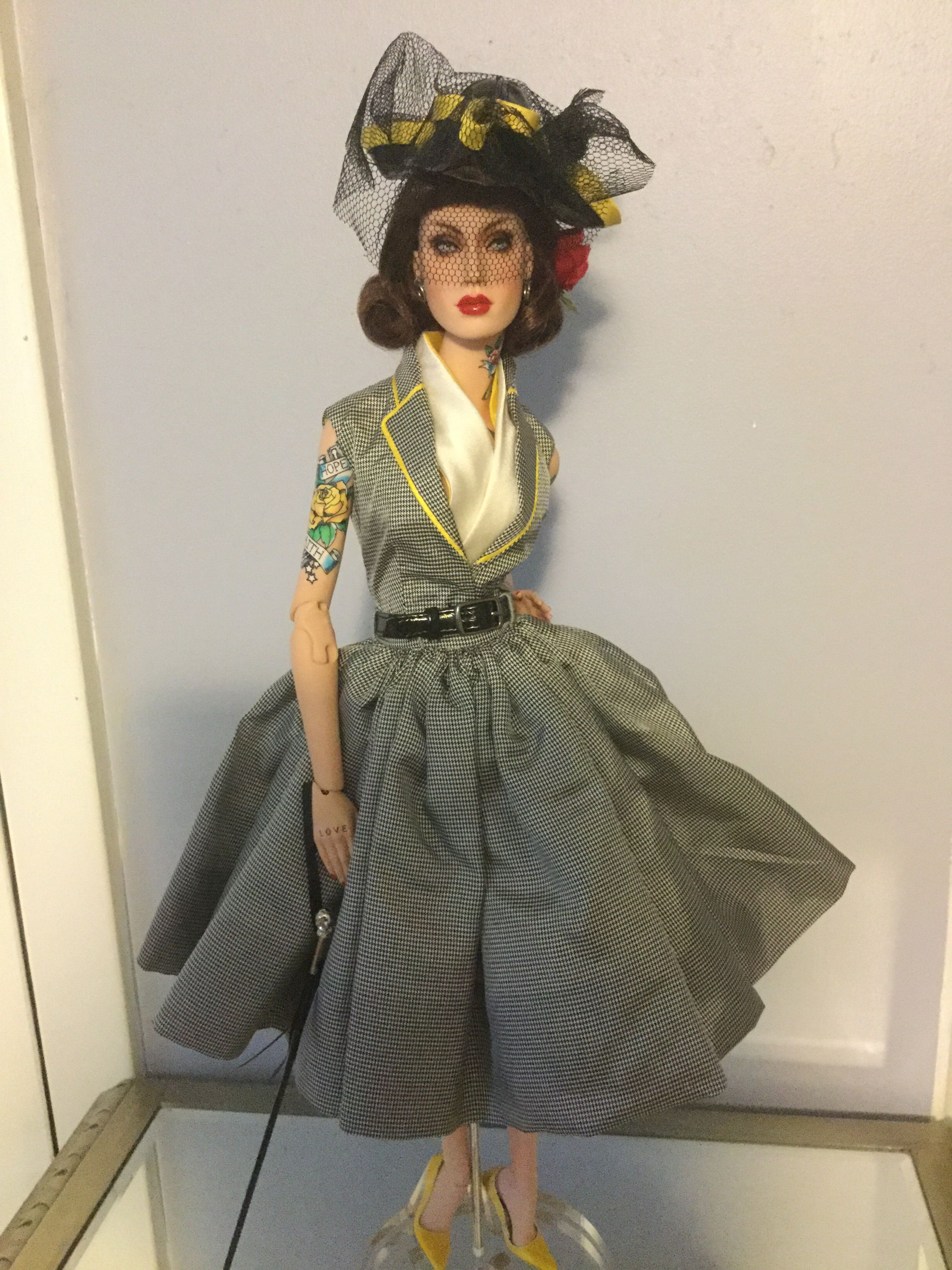 Pin on Fashion Royalty & Other Dolls