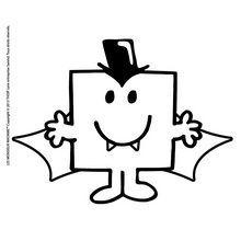 Monsieur Costaud En Dracula S Monsieur Madame Halloween