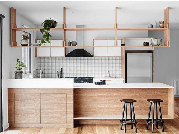 Pinalejandra Andujo On Interiors  Pinterest  Kitchen Dining Adorable Kitchen Shelves Design Decorating Inspiration
