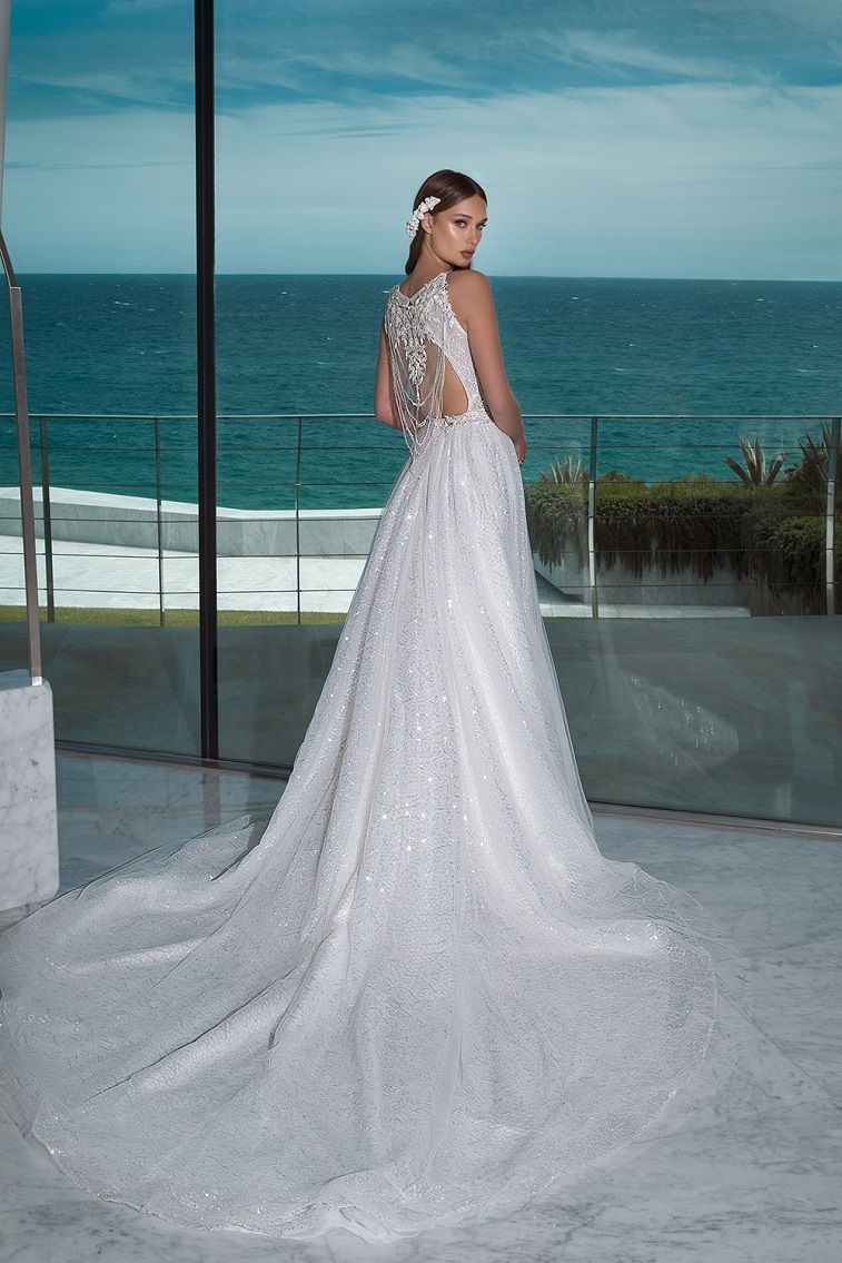 """Crystal design couture """"The icon 2019 Wedding Dresses"""""""