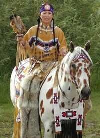 Image result for nez perce tribe appaloosa horse