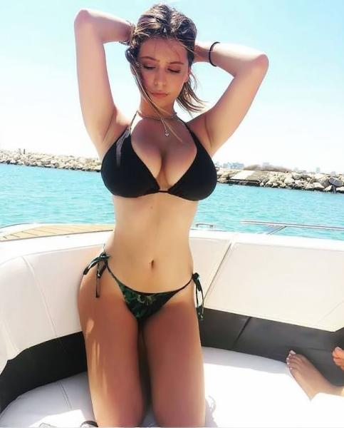 Sexy College Girl Bikini