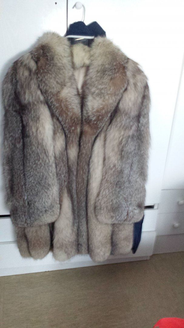 Vender un abrigo de piel