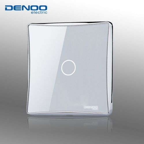 Details About Denoo Luxury Led Light Wall Switch Touch
