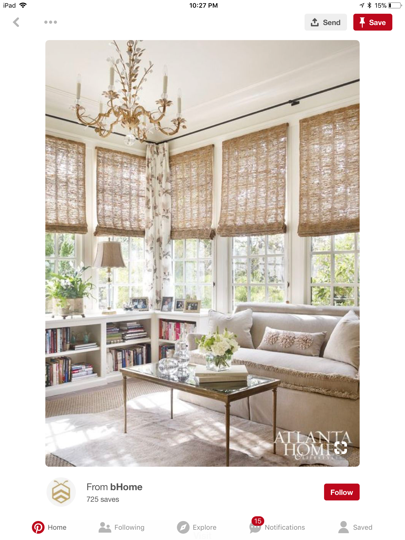 Window ideas for a sunroom  pin by tiffani fleming on home sweet home  pinterest