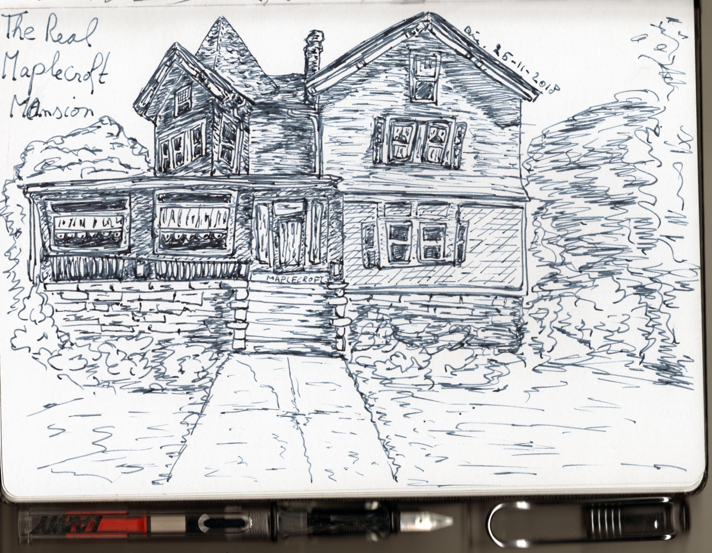 The Real Maplecroft Mansion Lizzie Borden darkvine