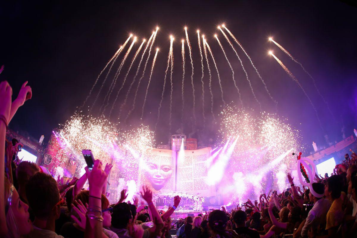 #Tomorrowland 2012 Mai...