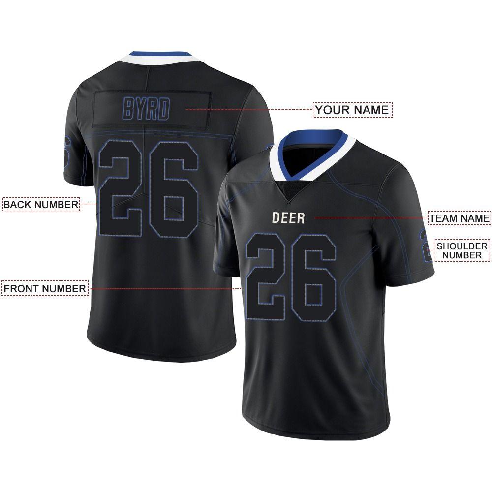 black buffalo bills jersey