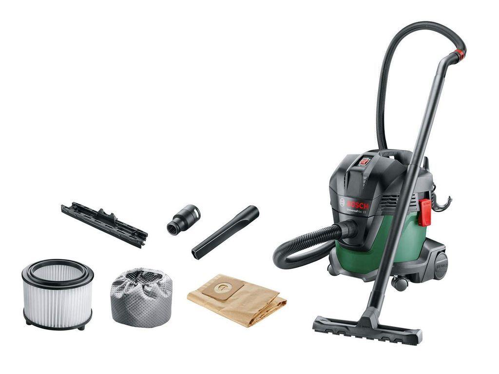 Bosch Universalvac 15l Wet Dry Vacuum Cleaner Vacuum Cleaner Wet Dry Vacuum Wet Dry Vacuum Cleaner