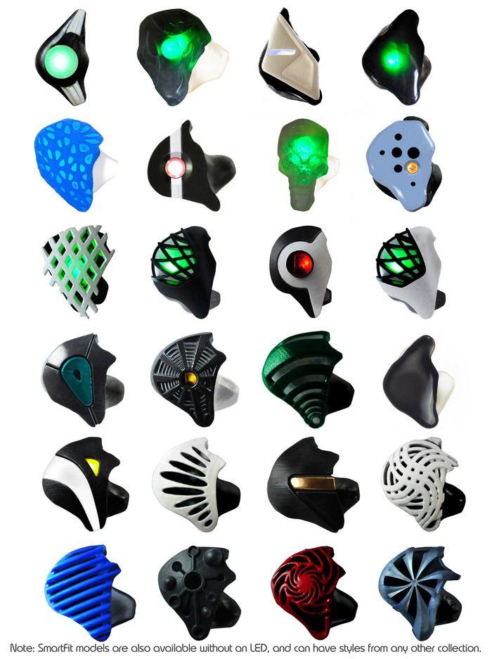 366c30dfab1 OwnPhones: Wireless, Custom-Fit, 3D Printed Earbuds by OwnPhones —  Kickstarter