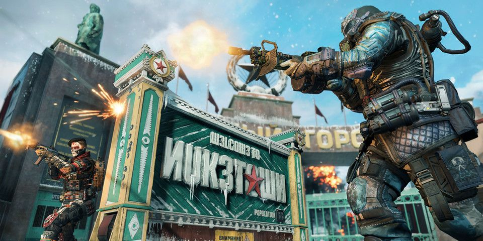 Nuketown In Call Of Duty Black Ops4 Trailer Call Of Duty
