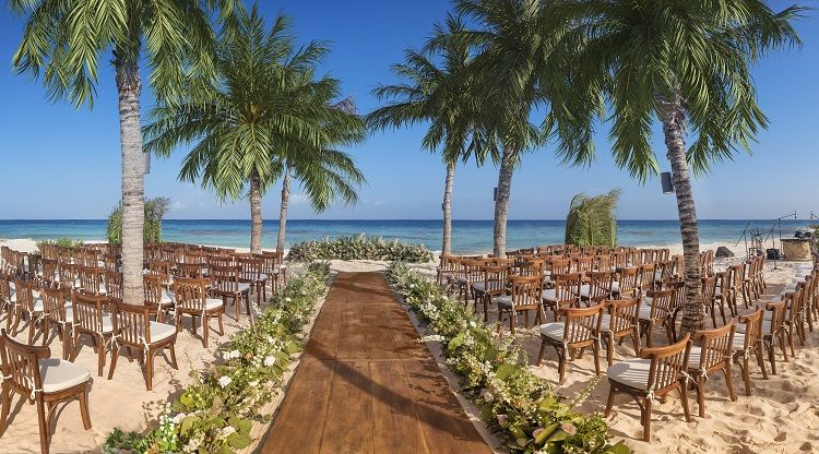 Hotel Xcaret Mexico Weddings All Inclusive Wedding Packages