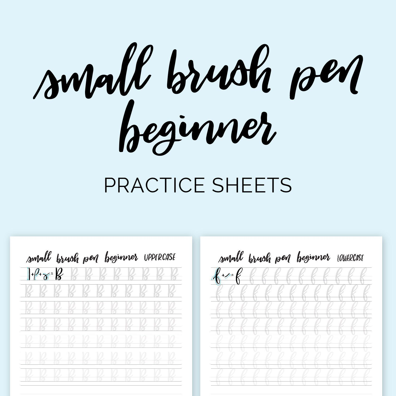 Pin By Lettering For Beginners On Brush Lettering Tips