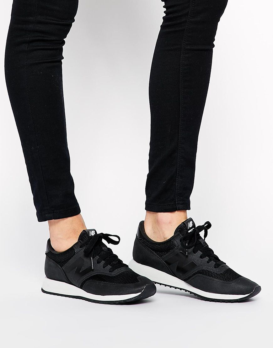 ASOS | Online shopping for the Latest Clothes & Fashion. All Black New  BalanceNew Balance 620 WomenMinimalist SneakersMinimalist ...