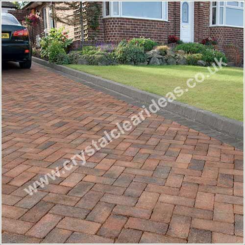 marshalls driveline 50 vintage block paving driveway. Black Bedroom Furniture Sets. Home Design Ideas