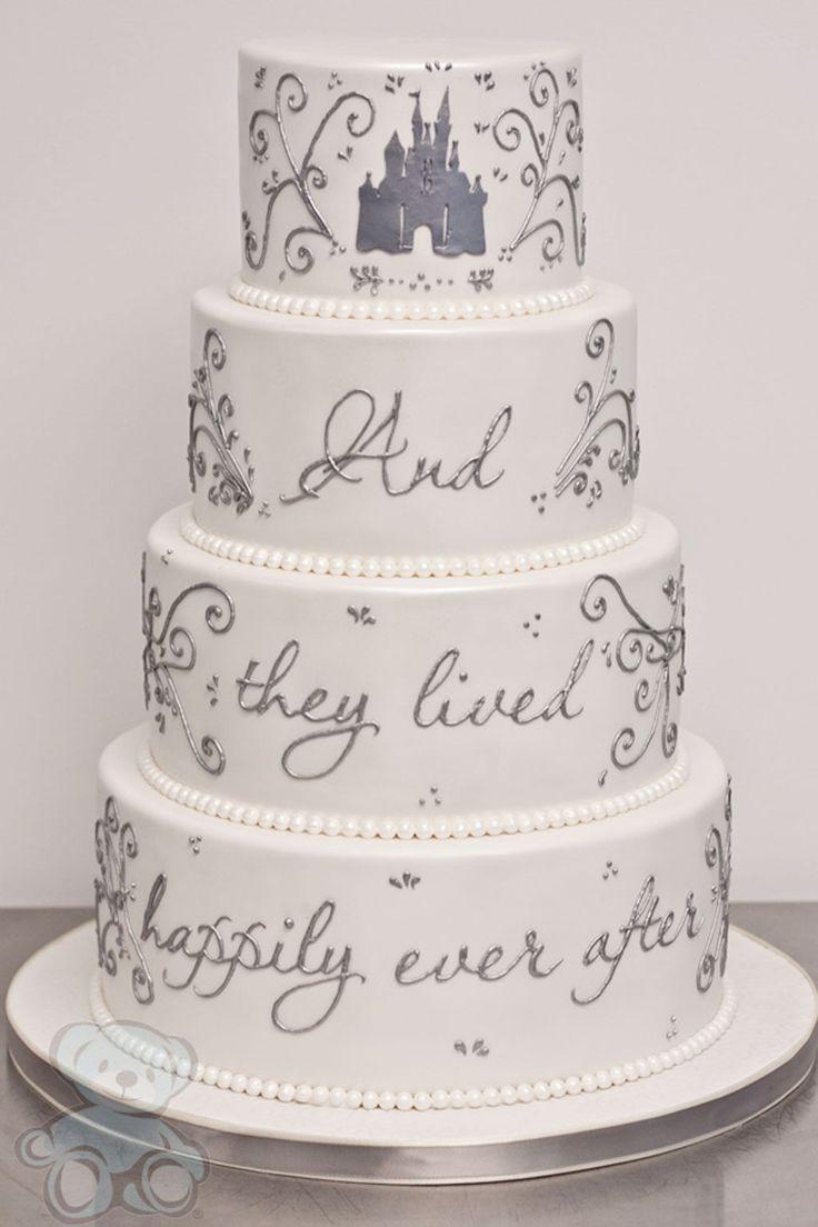 Fairytale-Wedding-Cake | Fairy Tale Wedding Dresses, Decor and ...