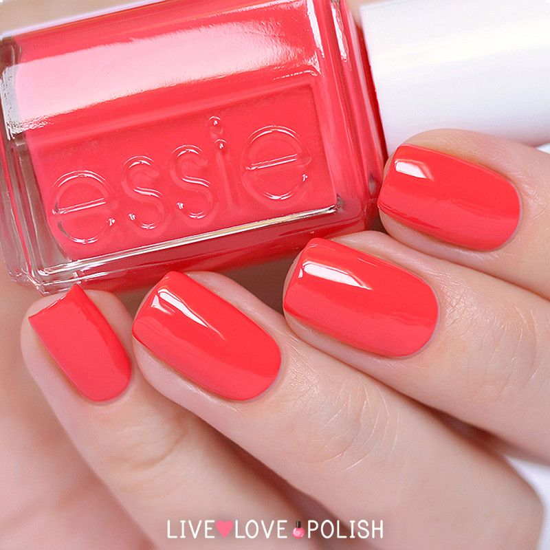 Essie — Sunset Sneaks (Peach Side Babe Collection | Summer 2015 ...