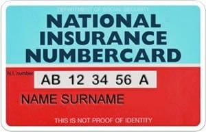 If You Need Help With Your National Insurance Number Or Ni Number