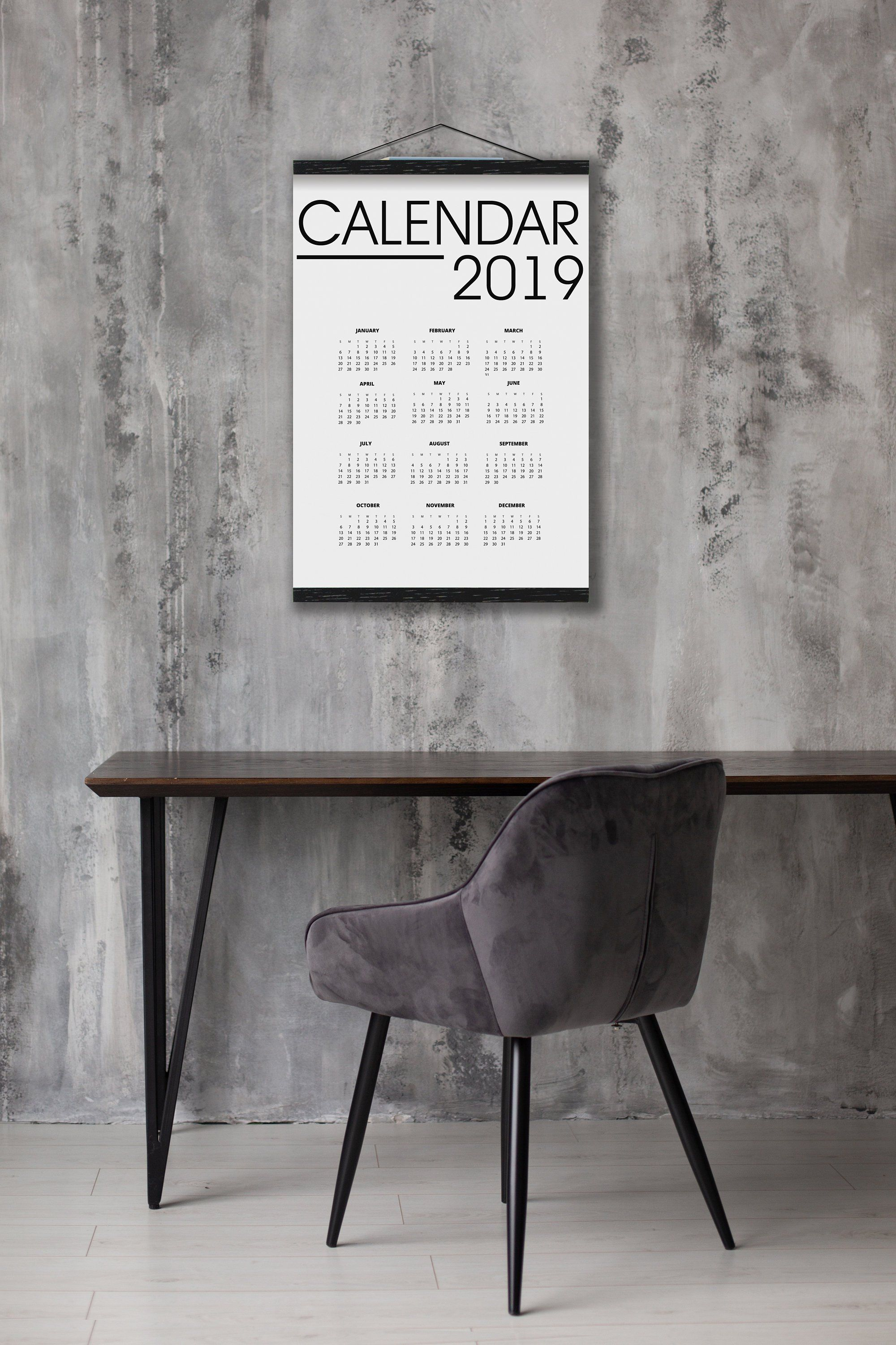 A2 A1 A0 Wood Magnetic Hanger For A Calendar With A Recess For A Pen Pencil Magnetic Frame Print Holder Calendar Frame 23 38 Kalendar Planery