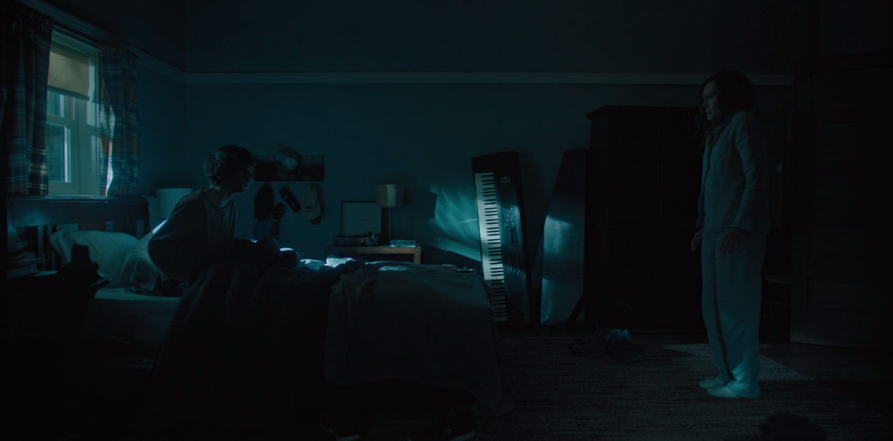 Movies Frames Hereditary 2018 Directed By Ari Aster Cinematography Hereditary Cinematic Lighting