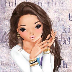 Trop Classe Model Fashion Models Girls Illustration