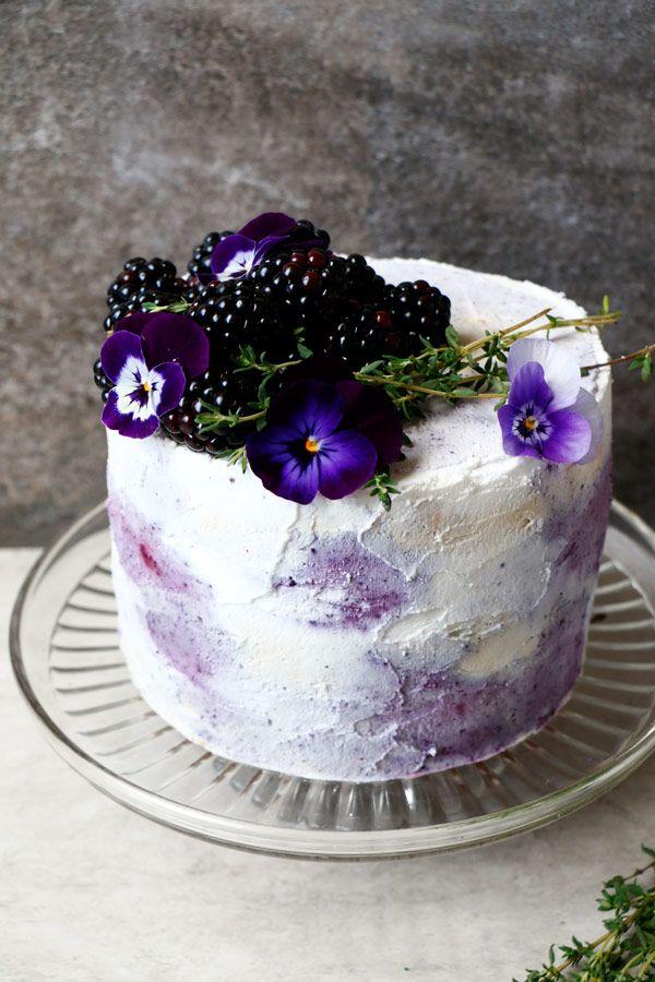 Plantbased Birthday Cake (gluten-free & vegan) | Recipe | Cake and ...