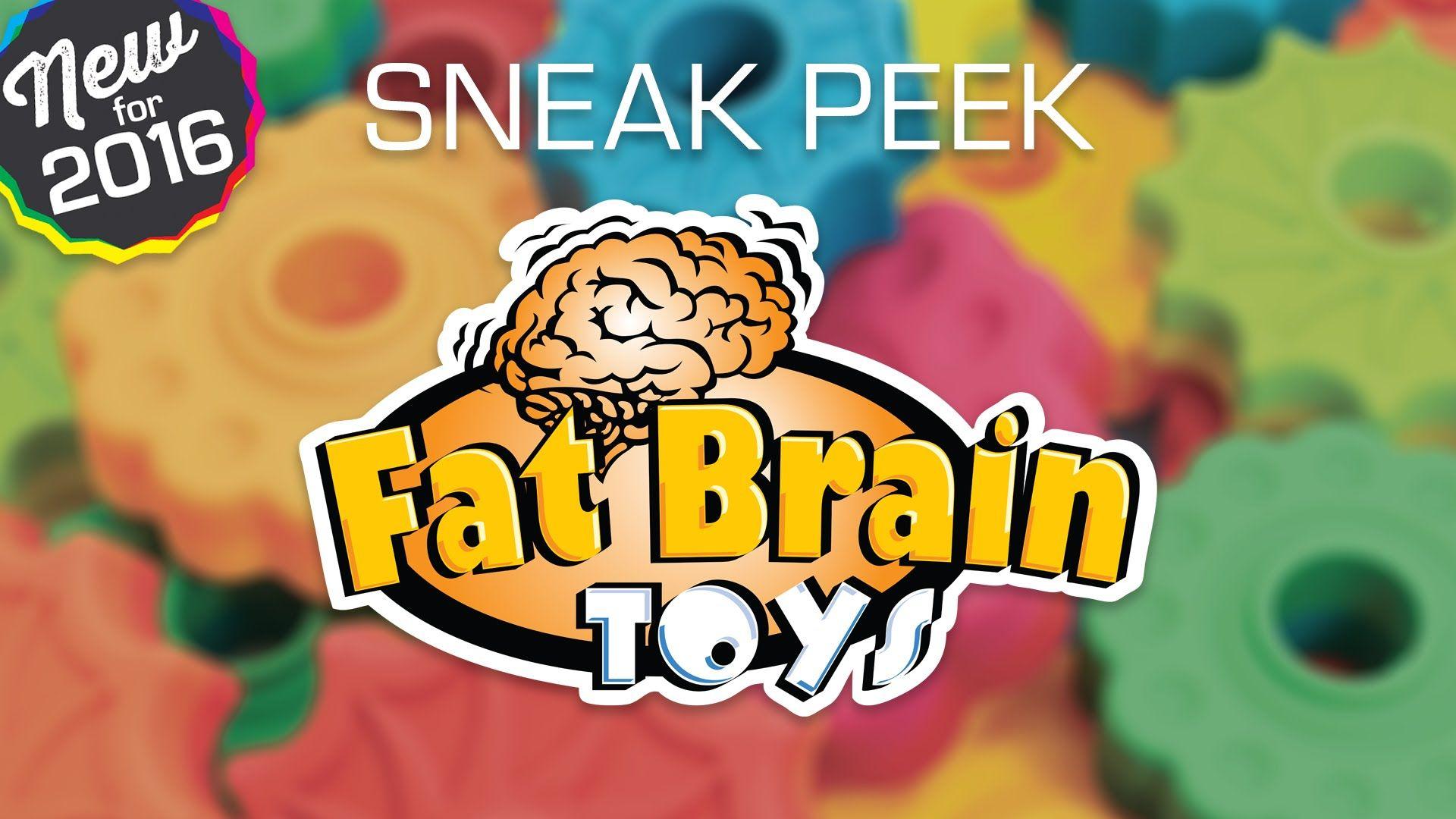 Best Toys at Toy Fair NY Fat Brain Toys 2016 Sneak Peek