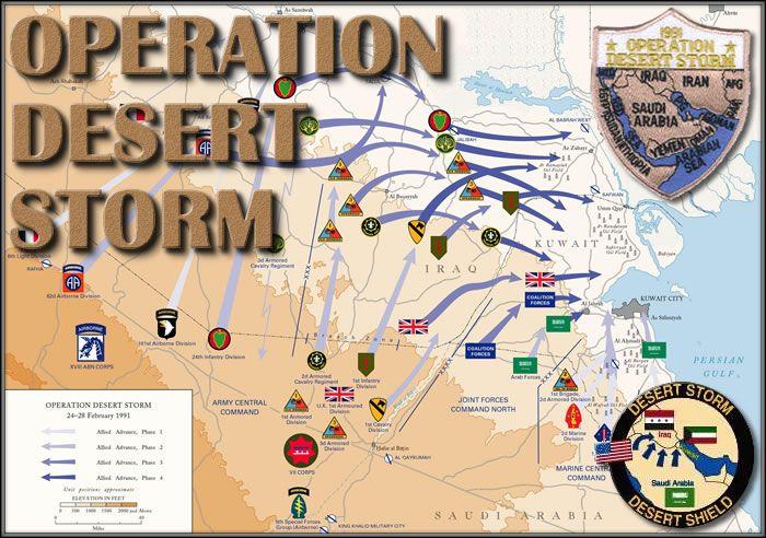 Essay On The Desert Storm