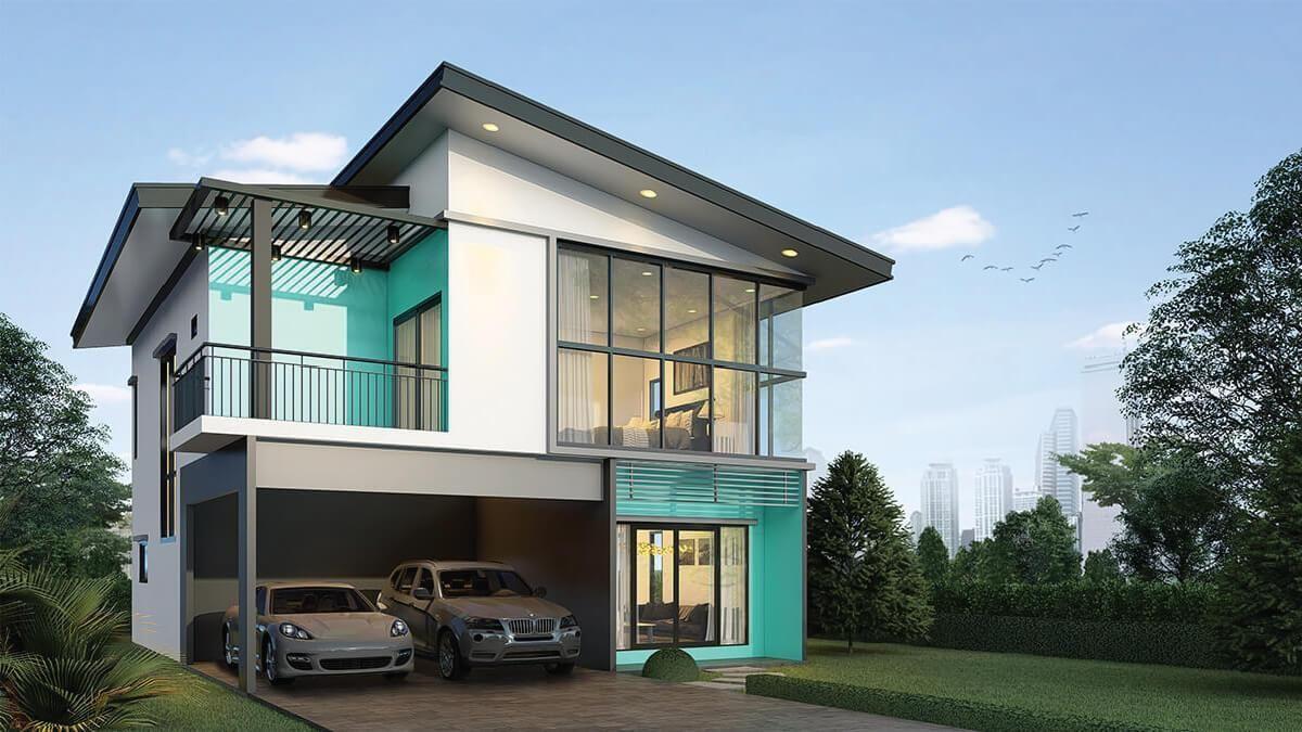 House Plans Idea 8 5x11 With 3 Bedrooms House Plans House Home Design Plans
