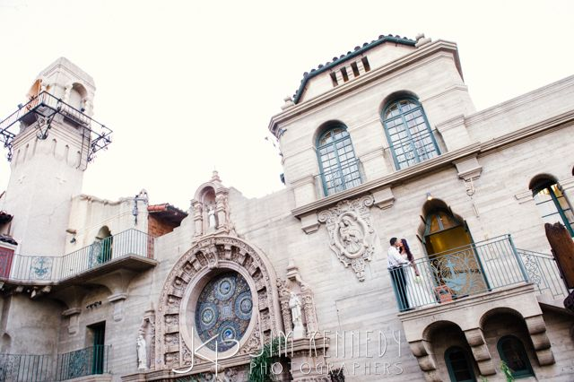 Gorgeous Mission Inn wedding | The Mission Inn Riverside | Jim Kennedy Photographers