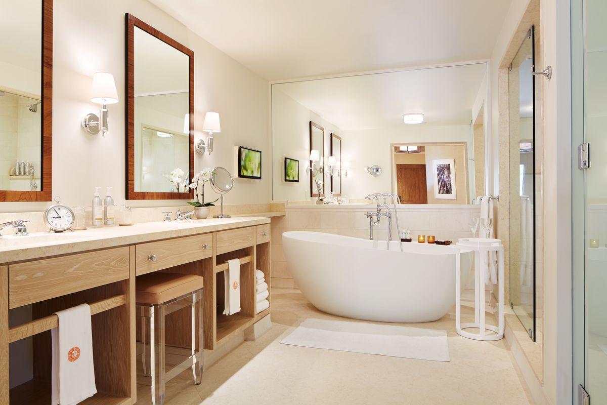 Earl Suite Bathroom At The Mulia Bali | Best Luxury Hotel Bathrooms |  Pinterest
