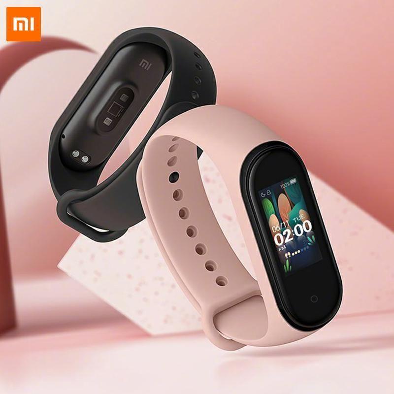 Xiomi Mi Smart Band 4 - Mi Band 4 + NFC