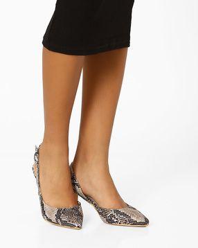d38d53b0f4f Footwear for Women: Buy Shoes, Heels, Flats Online at AJIO ...