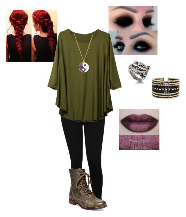 """""""Hello Stranger"""" by amandaluttrell on Polyvore featuring M&Co, Steve Madden, Eloquii and Monsoon"""