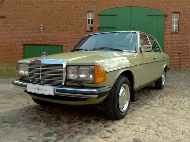 gebrauchtwagen mercedes benz 300 d w123 neuwagen. Black Bedroom Furniture Sets. Home Design Ideas