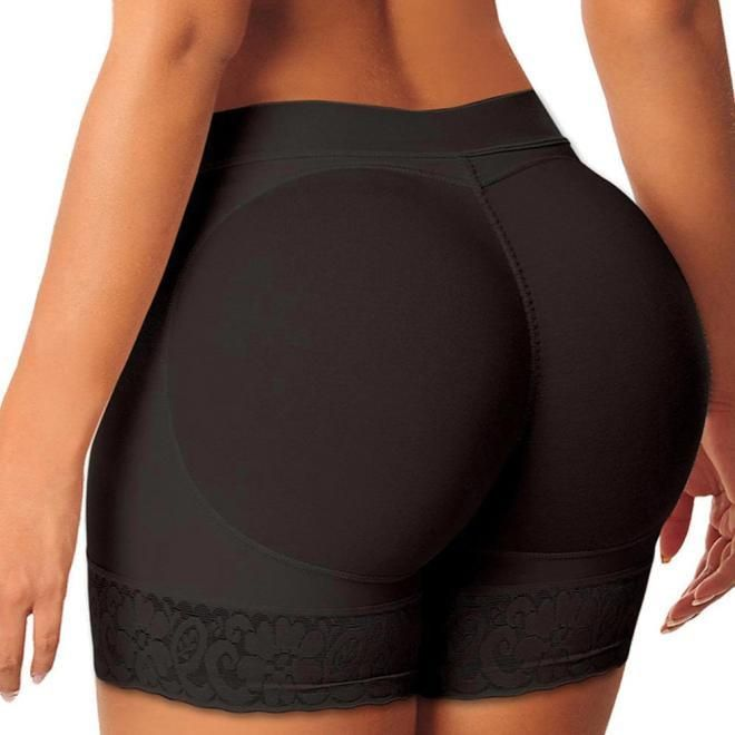 d983e84e2348 Woman Body Shaper Butt Lifter Trainer Lift Butt Hip Enhancer Panty NOTE:  Please compare the detail sizes with yours before you buy!!! Use similar  clothing ...