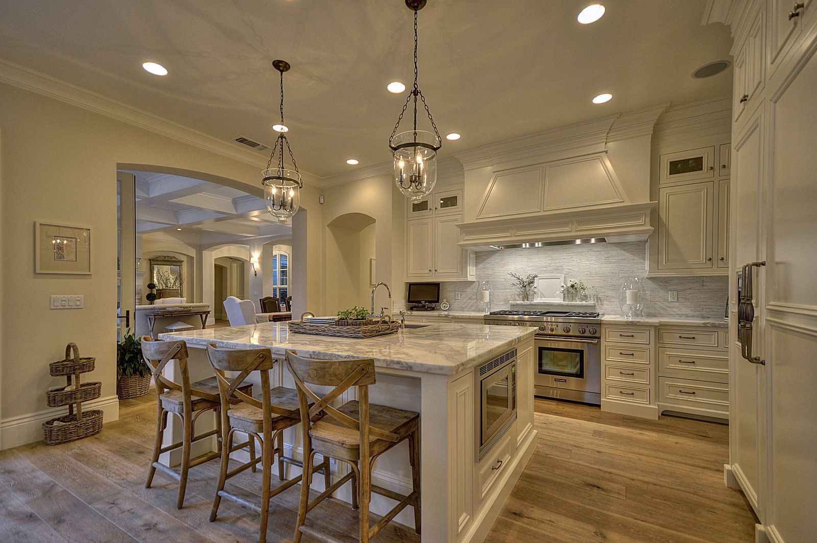 Gorgeous Kitchen | Homes We Built - French Provenchial | Pinterest ...