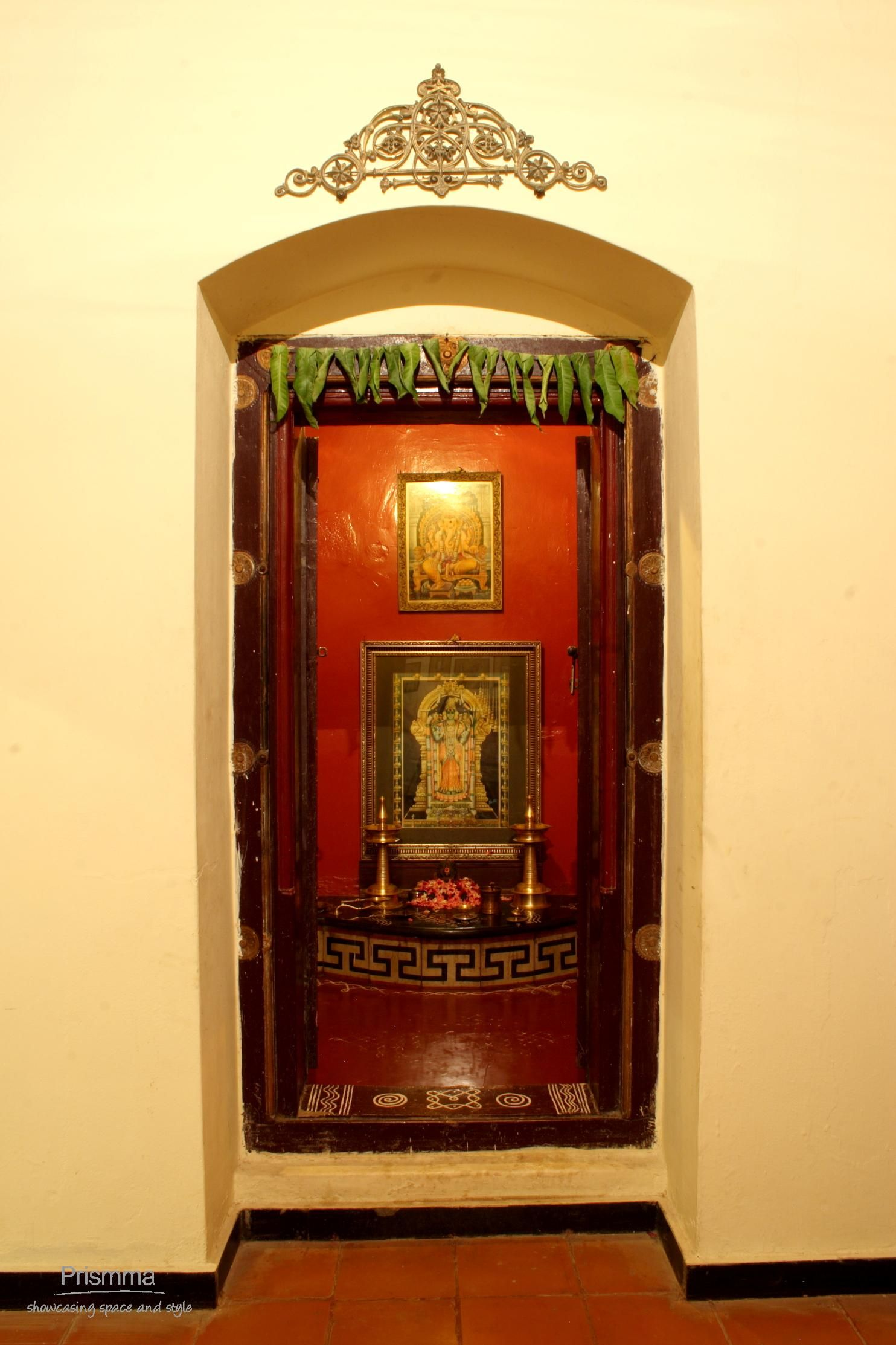 Pooja Room Door Designs Pooja Room: Pooja Room Designs In Living Room.Know More: Bit.ly