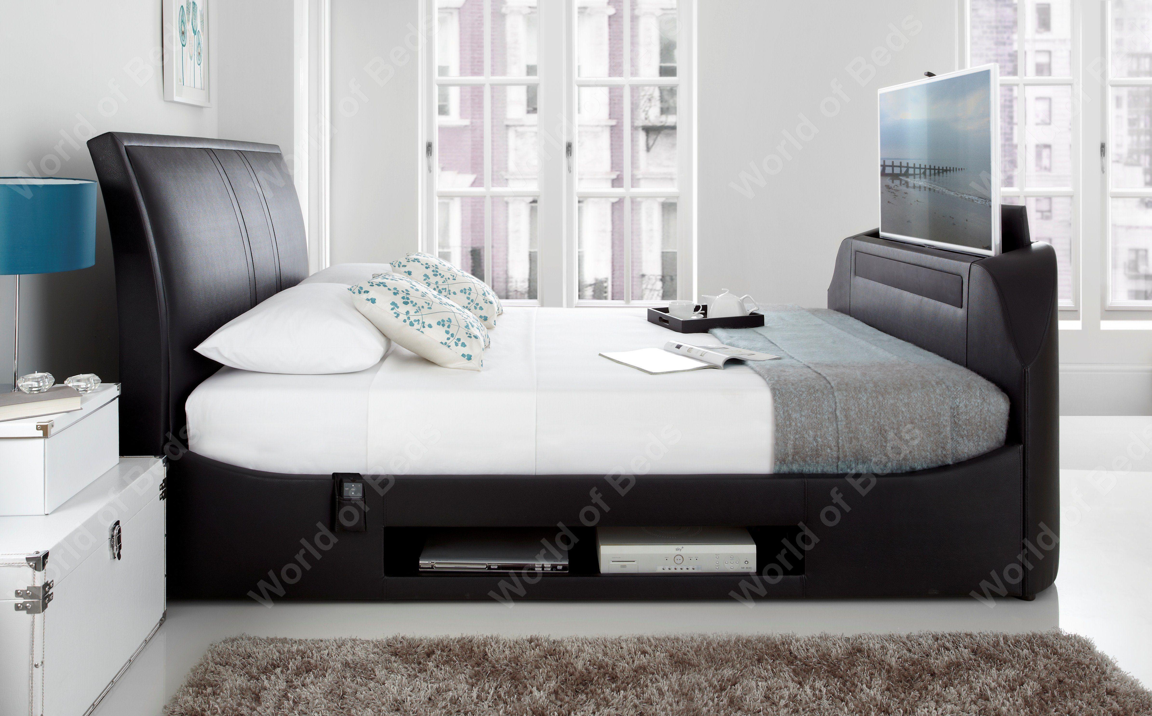 Kaydian Maximus TV Bed & Sound Bar #TV #Beds #Bedroom | TV Beds ...