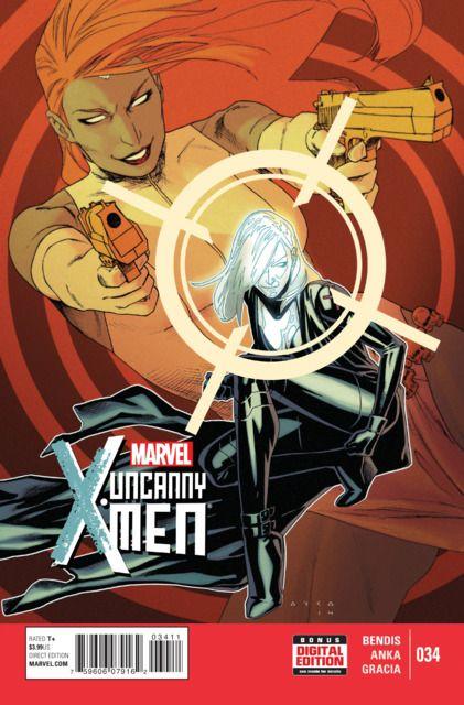 Uncanny X-Men (Volume) - Comic Vine